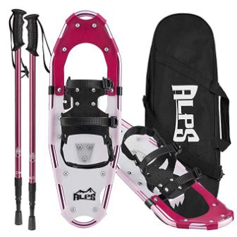 ALPS ADULT LIGHTWEIGHT SNOWSHOES