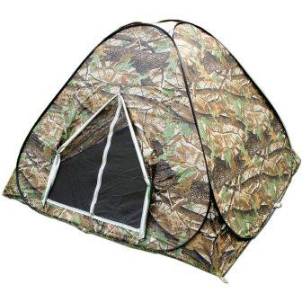 BZTANG Explorer Outdoors Camouflage Pop up Tent