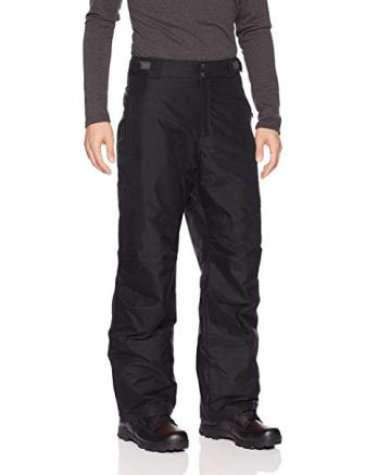 Columbia Men's Bugaboo II Pant, Waterproof and Breathable