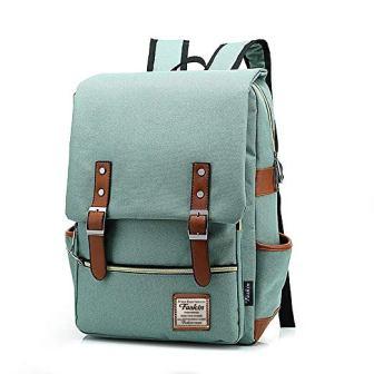 Feskin 15.6″ Slim Business Laptop Backpack
