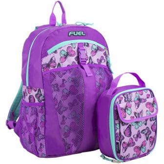 Fuel Backpack and Lunch bag Bundle