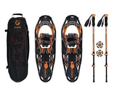 G2 GO2GETHER SNOWSHOES KIT