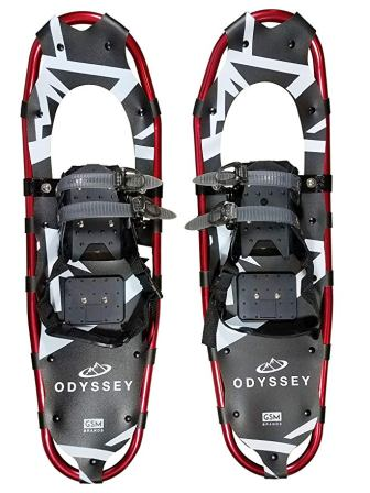 GSM BRANDS SNOWSHOES WITH CARRYING BAG