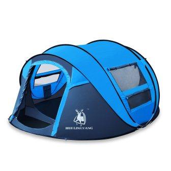 HuiLingYang Outdoor Pop Up Dome Tent