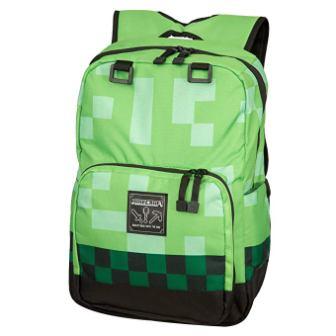 Jinx Minecraft Creeper Backpack