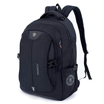 Maleen 17.3″ Large Capacity Travel Laptop Backpack