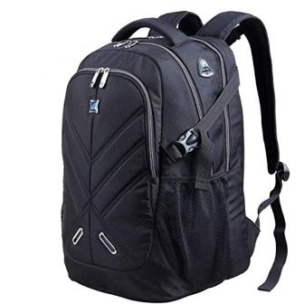OUTJOY 17″ Waterproof Backpack
