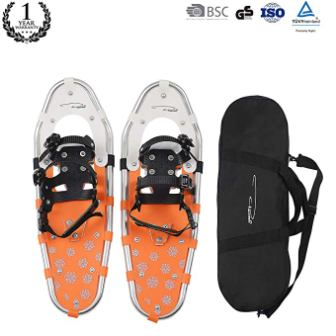 PANSEL LIGHTWEIGHT SNOWSHOES FOR MEN AND WOMEN
