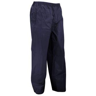 Portwest Mens Classic Rain Trouser (S441) / Pants (L) (Navy)