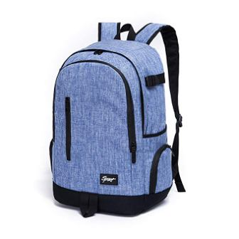 Ricky-H School / College Backpack with Laptop Compartment