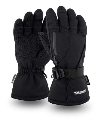 Rugged Waterproof Winter Gloves