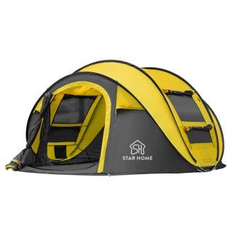 STAR HOME Pop-up Family Camping Tents