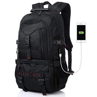 Tocode 17.3″ Stylish Travel Backpack