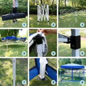 Top 15 Best Camping Canopies in 2019