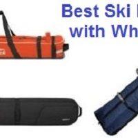 Top 15 Best Ski Bags with Wheels in 2019
