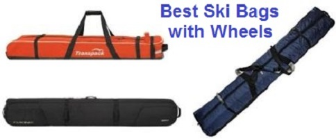 Top 14 Best Ski Bags With Wheels In 2019 Travel Gear Zone