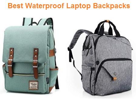 Top 15 Best Waterproof Laptop Backpacks in 2019