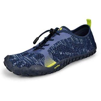 Troadlop Mens Hiking Quick-drying Trail Running Shoes