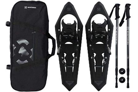 WINTERIAL PREMIUM SNOWSHOES WITH QUICK FIT BINDINGS
