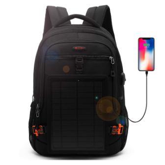 DTBG Solar Backpack