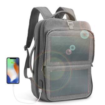 Hanergy Off-Grid Solar Powered Backpack