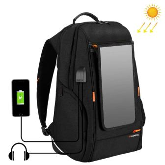 Haweel Outdoor Multi-Function Solar Backpack