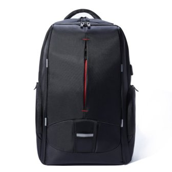 KALIDI Travel Gaming Laptop Backpack 18.4 Inch with USB Charge Port