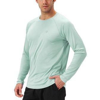 NAVISKIN Men's Outdoor Long Sleeve Shirt
