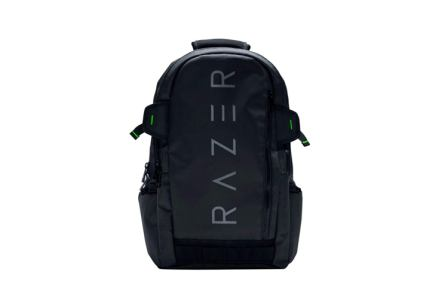 Razer Rogue 15.6″ Backpack – Protective Black Laptop & Notebook Backpack – Tear and Water-Resistant Exterior