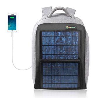 SUNKINGDOM Solar Powered Backpack