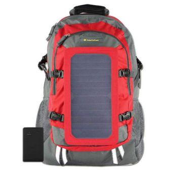 SolarGoPack 7-Watt Solar Powered Backpack