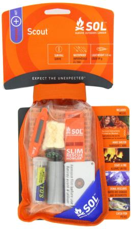 Survive Outdoors Longer S.O.L. Escape Bivy