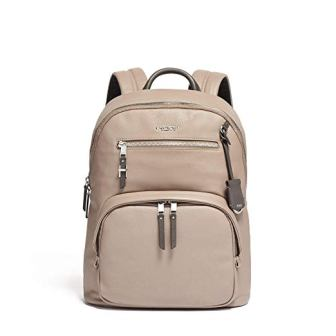 TUMI Voyageur Hagen Leather Laptop Backpack