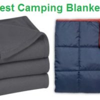 Top 15 Best Camping Blankets in 2019