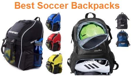 Top 15 Best Soccer Backpacks in 2019