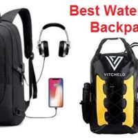 Top 15 Best Waterproof Backpacks in 2019
