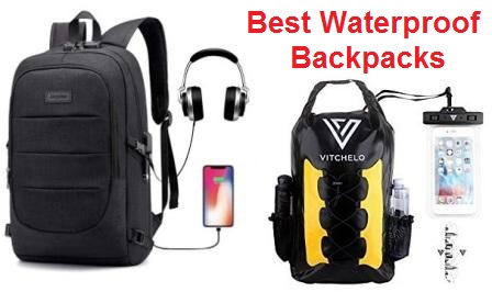 e2f5a3b5b Top 15 Best Waterproof Backpacks in 2019 | Travel Gear Zone