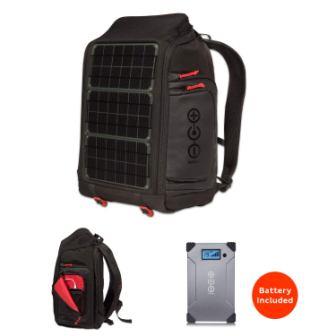 Voltaic Systems Array Solar Backpack