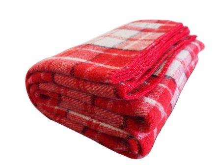 Woolly Mammoth Woollen Company Wool Blanket
