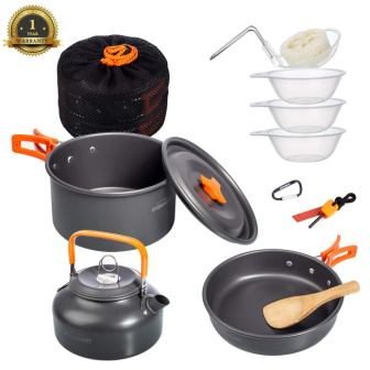 20577e2e71fb Top 15 Best Camping Cookware in 2019 - Complete Guide | Travel Gear Zone