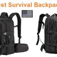 Top 15 Best Survival Backpacks in 2019
