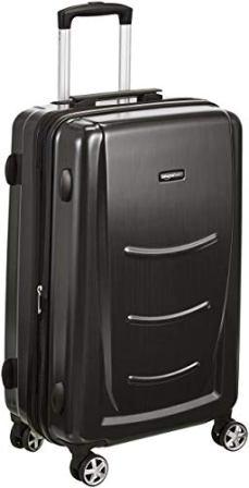 AmazonBasic Hardshell Spinner Luggage