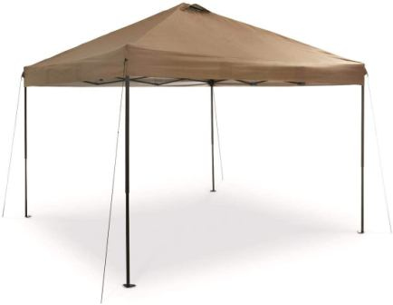 Guide Gear Deluxe Straight Leg Pop Up Canopy