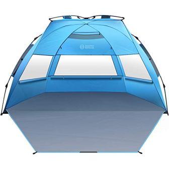 OutdoorMaster Pop Up Beach Tent