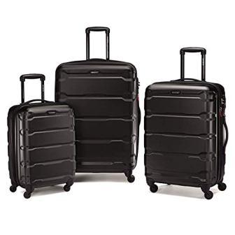 Samsonite Omni 3-piece Luggage