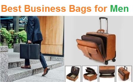 760606ecf363 Top 15 Best Business Bags for Men In 2019 | Travel Gear Zone