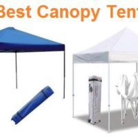 Top 15 Best Canopy Tents in 2019