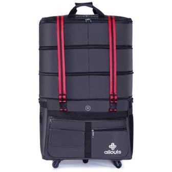 Ailouis 36-Inch Expandable Bag