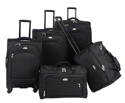 American Flyer Luggage