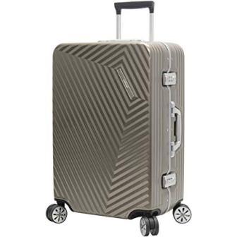 Andiamo Elegante Zipperless Luggage